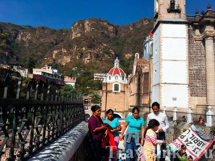 Тенансинго Мексика