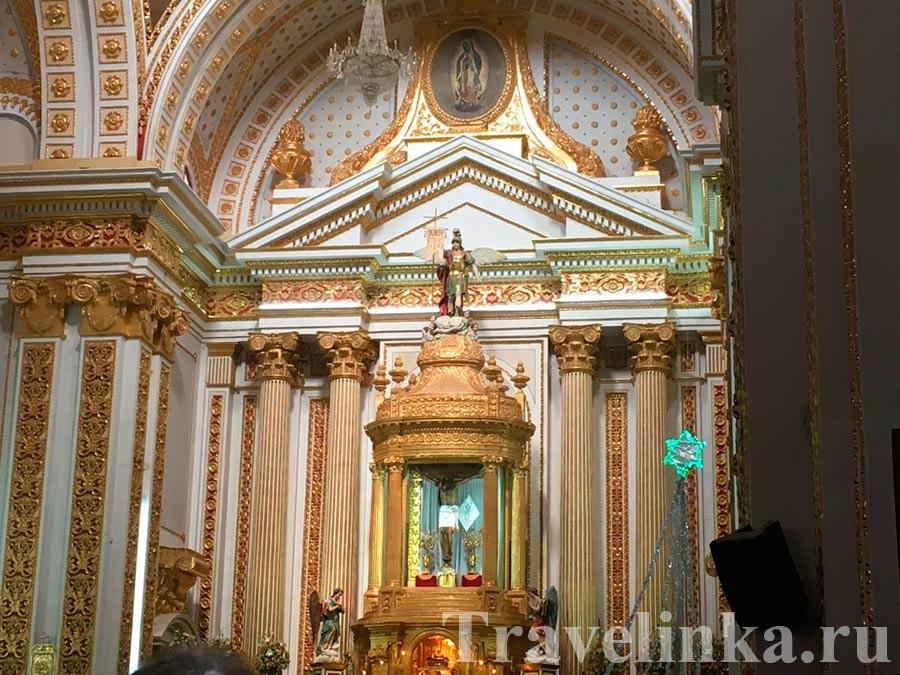 Церковь Тенансинго