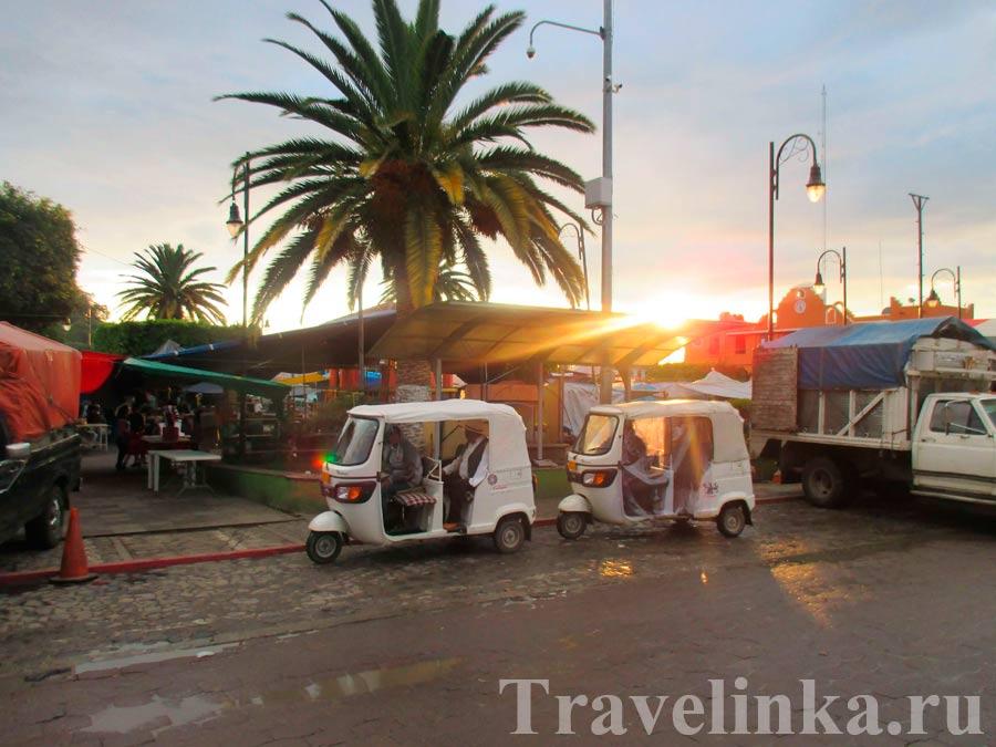 Улицы Тотолапана