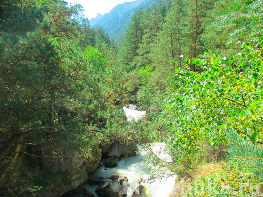 Уллу-Тау гора