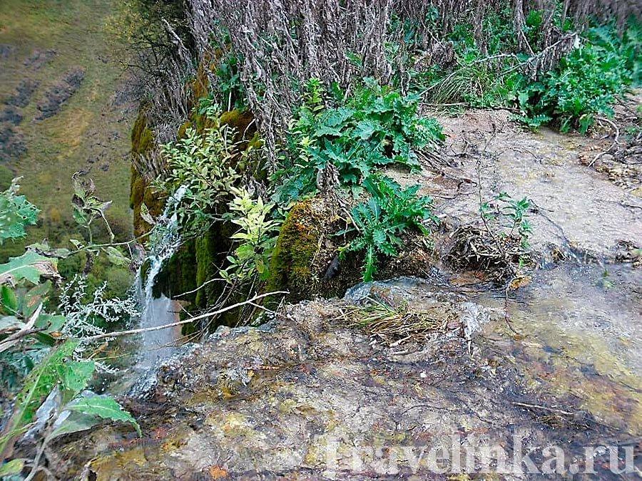 Водопады Жетмиш-Суу