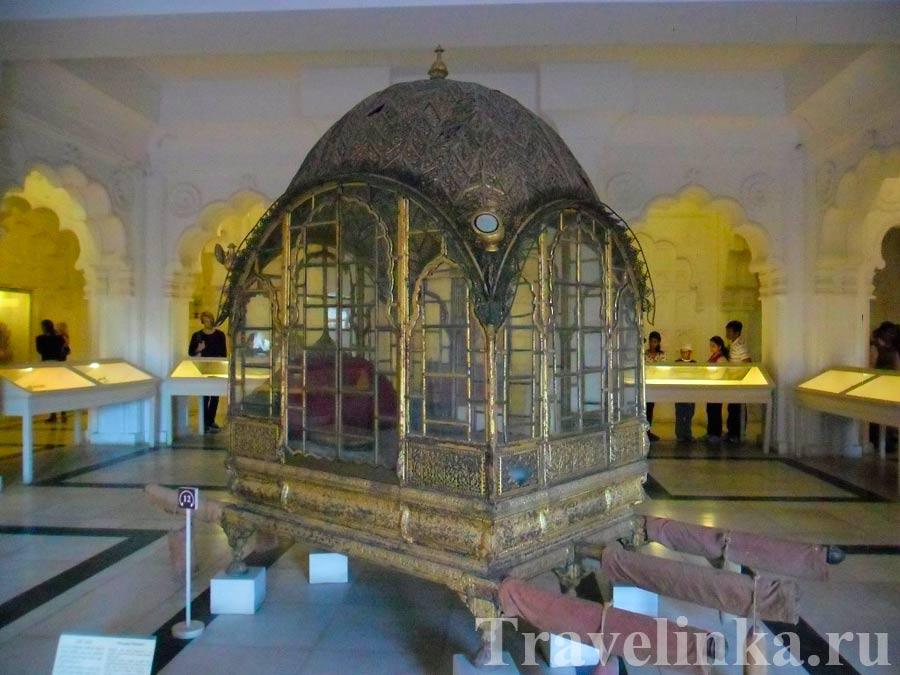 музей город Джодхпур Индия