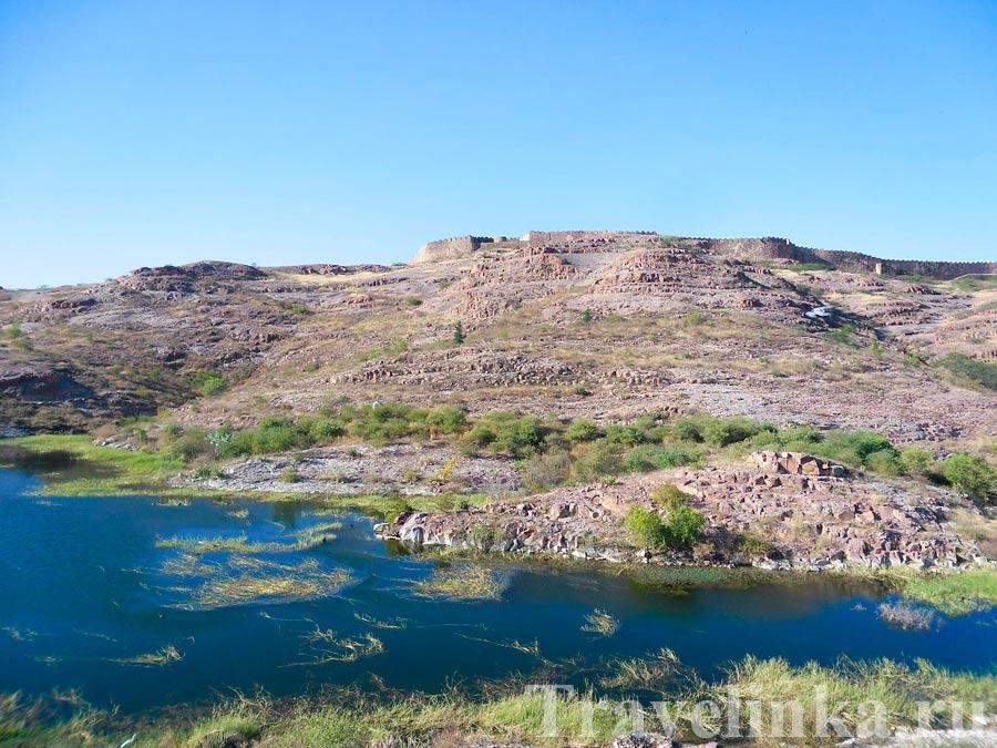 Озеро Джодхпур