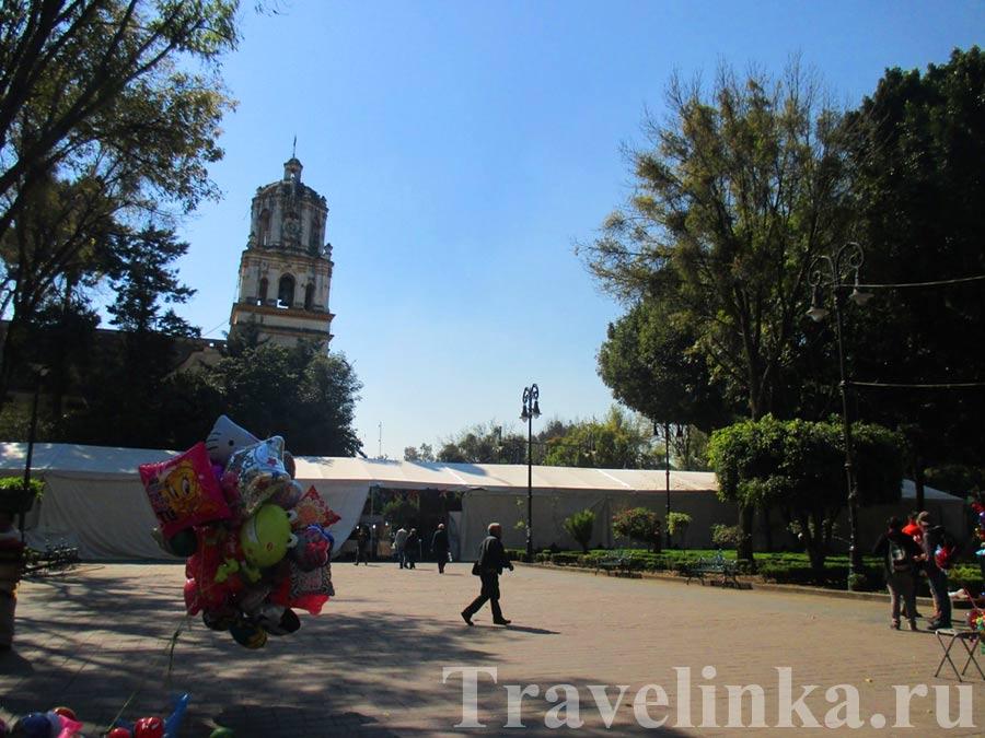 Койоакан Мехико