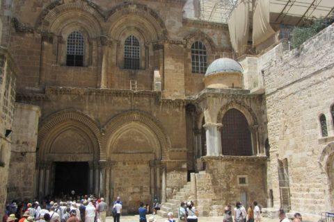 круиз с Кипра в Израиль