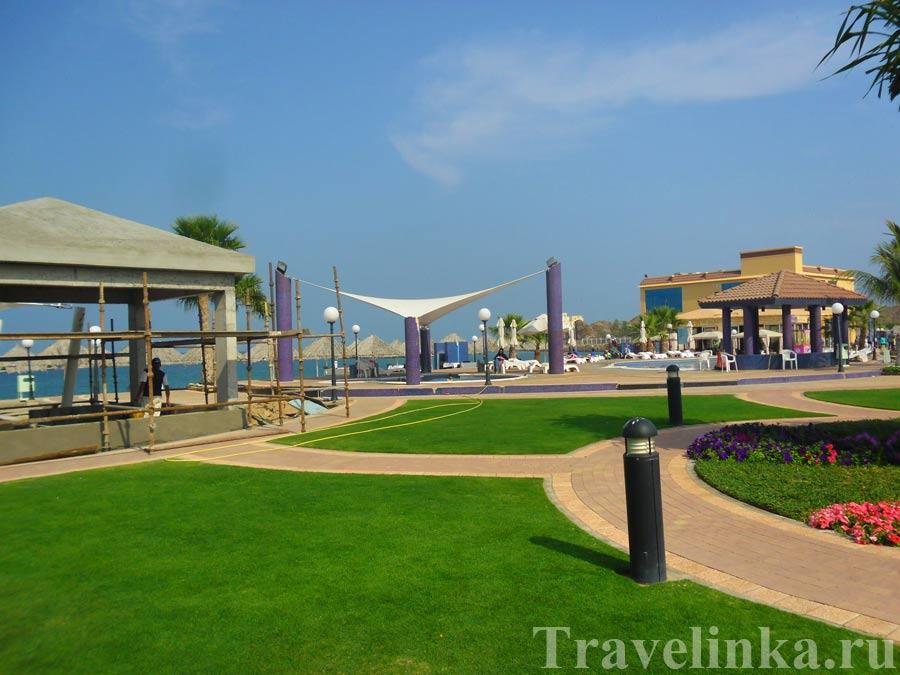 Отель ОАЭ Индийский океан