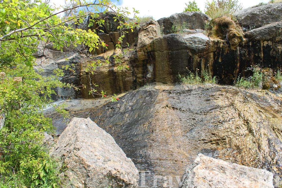 Арпатский водопад.