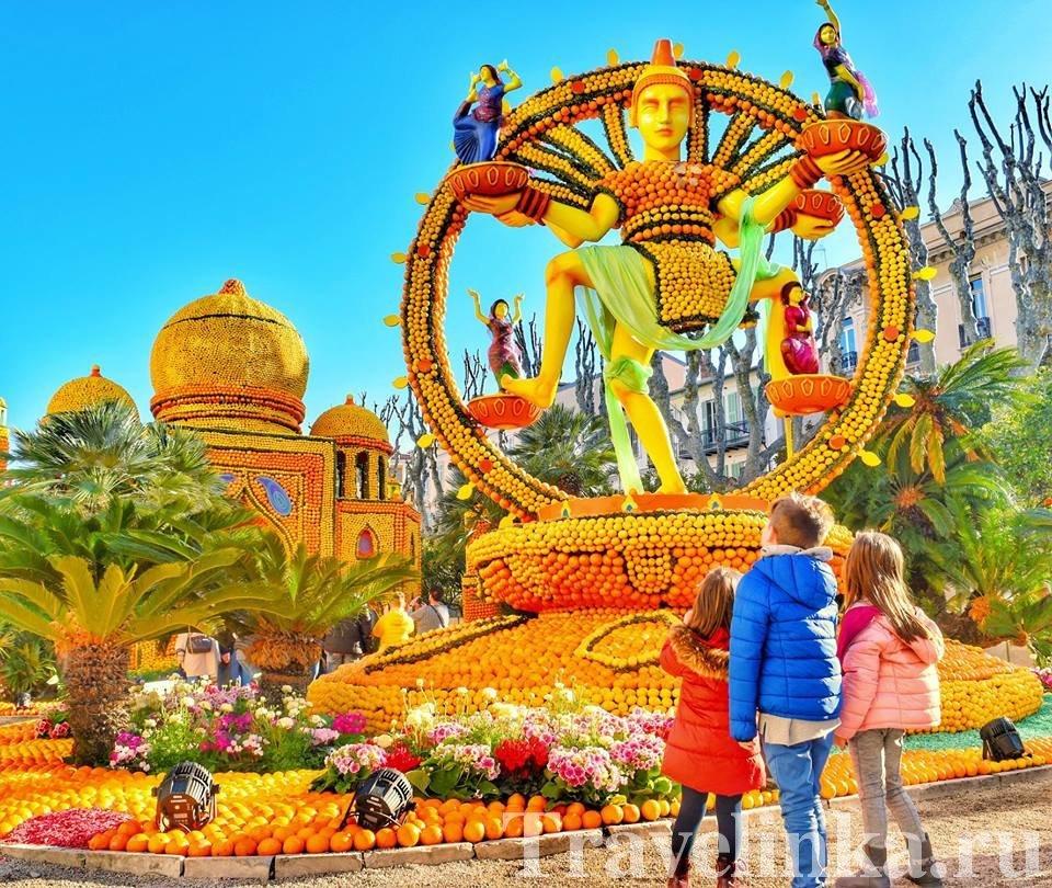Фестивали Франции