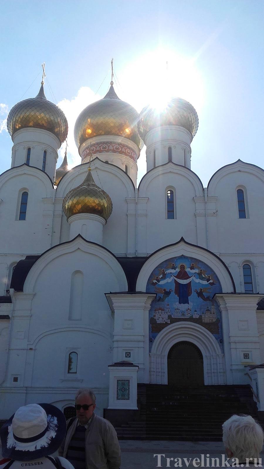 ярославский Успенский Кафедральный Собор