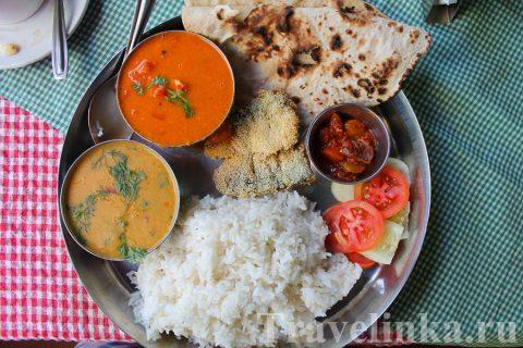 Кухня в Индии