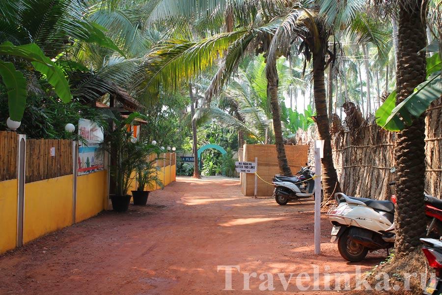 Пляж Ваингуиним