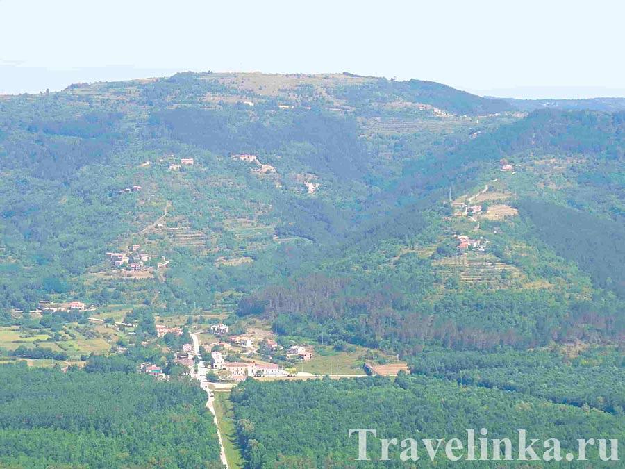 Мотовун Хорватия