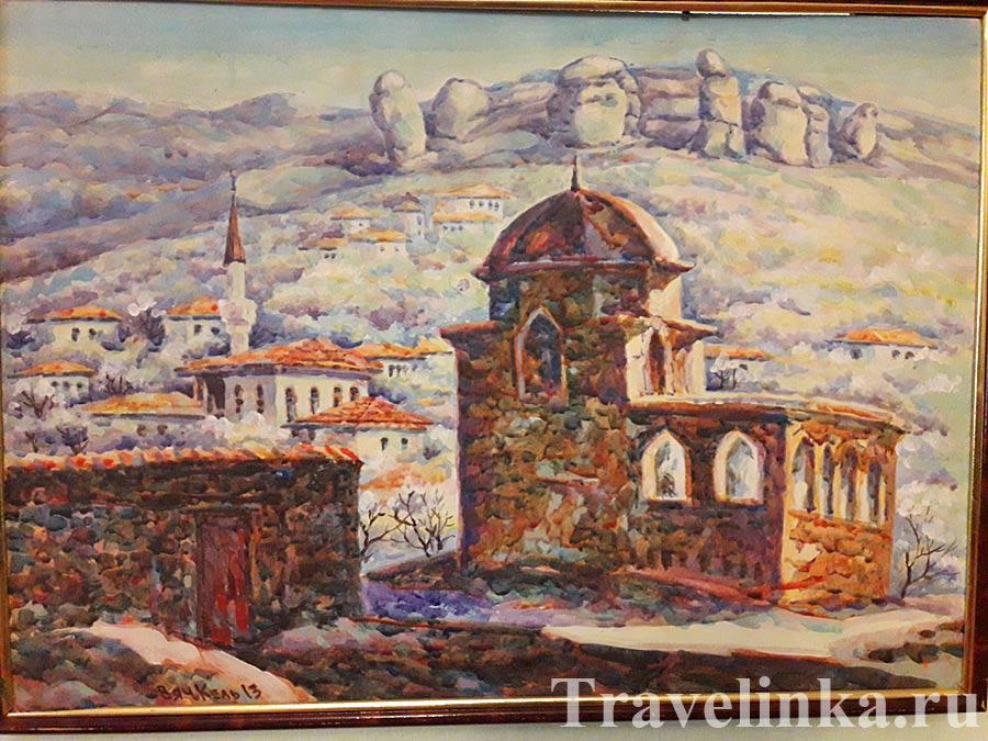 музей Бахчисарай