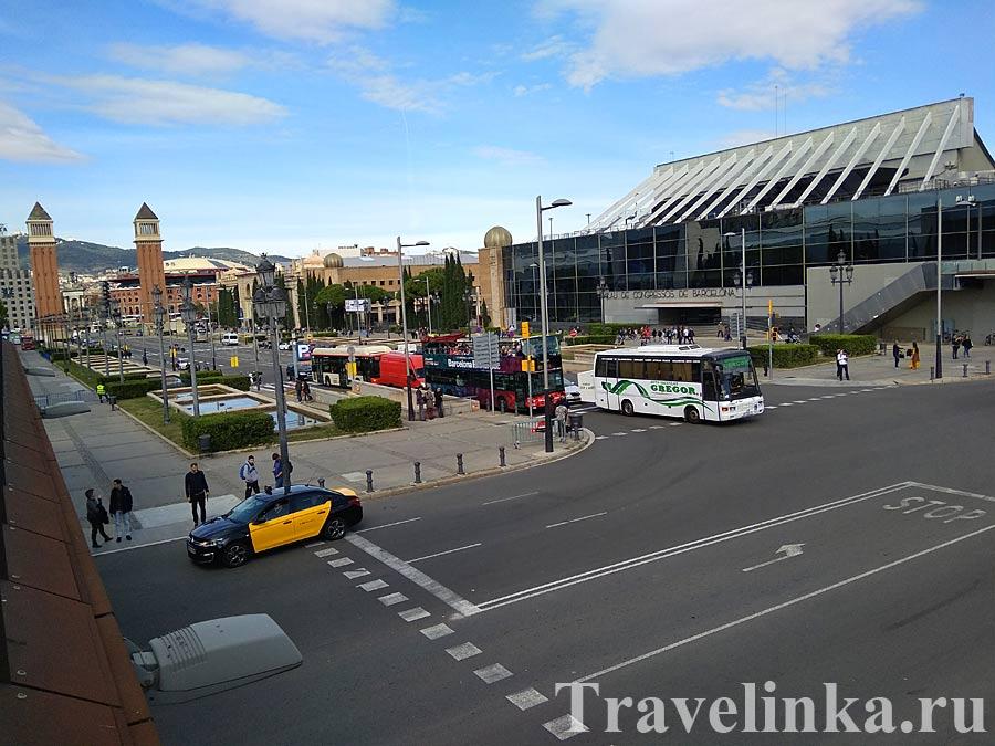 аэропорт барселоны как добраться до центра города
