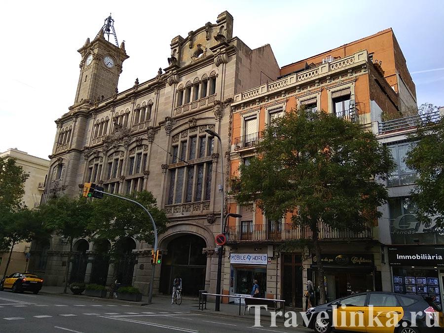аэропорт Барселоны, как добраться из центра города