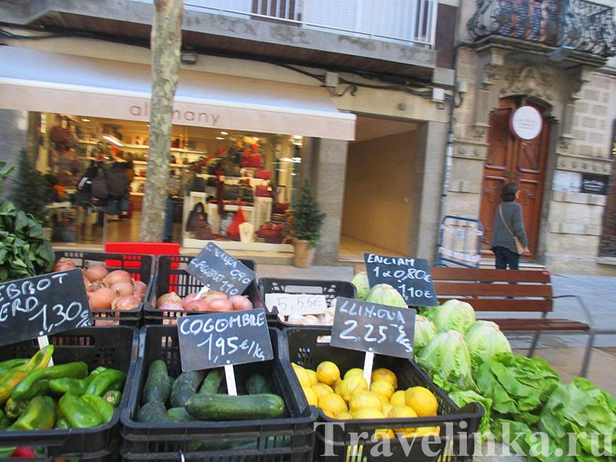Цены в Риме