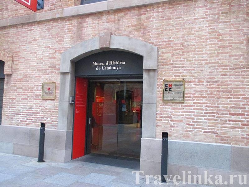 канатная дорога в Барселоне