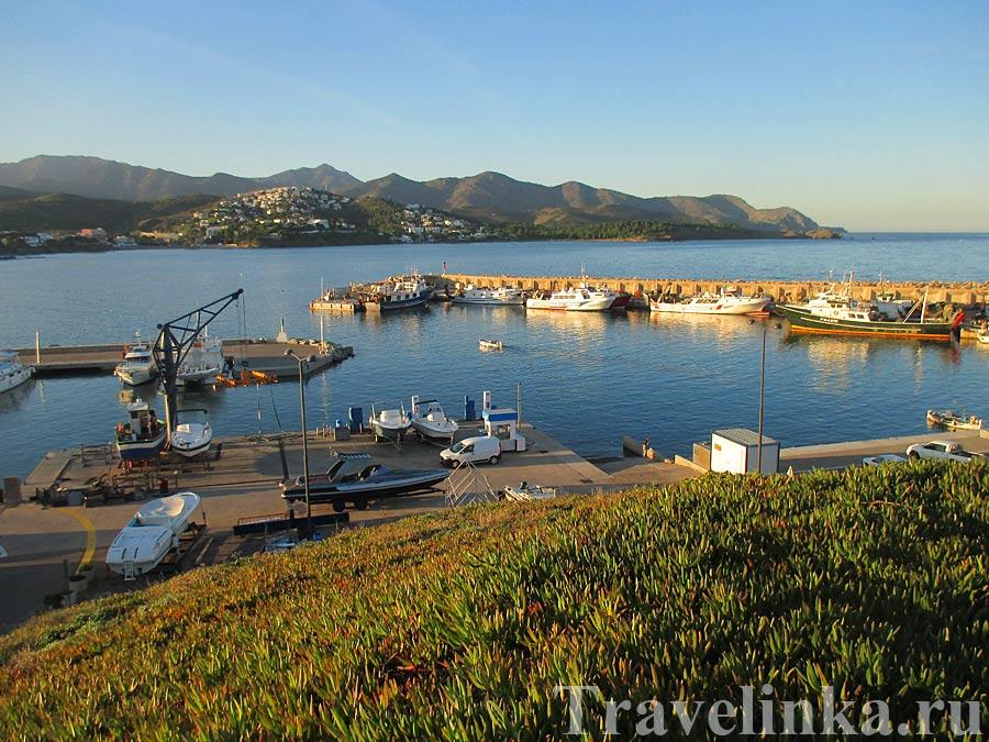 Порт Льянса Каталония
