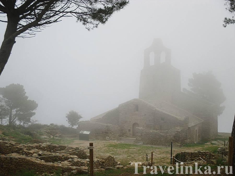 Сан Пере де Родес монастырь