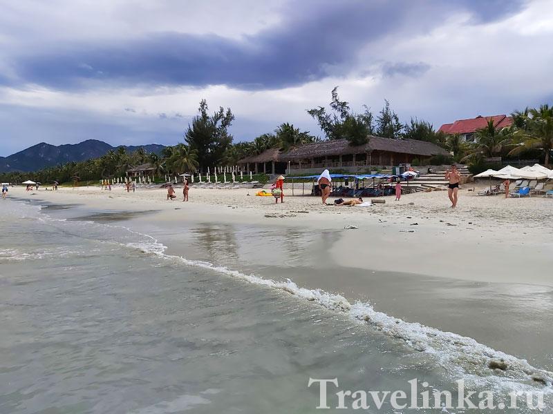 Зоклет пляж Нячанг