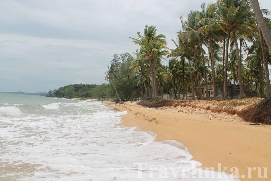 пляж бай дай фукуок вьетнам