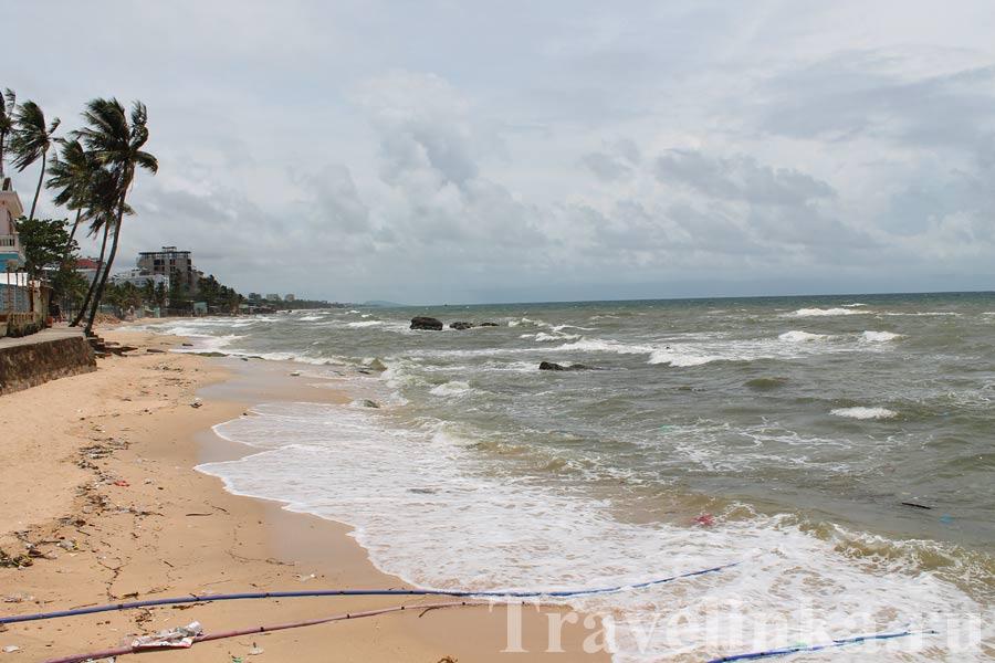 Пляж Фукуок Зыонгдонг