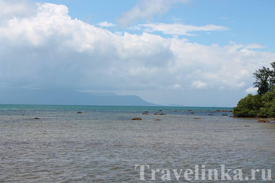 Пляжи Фукуока на севере