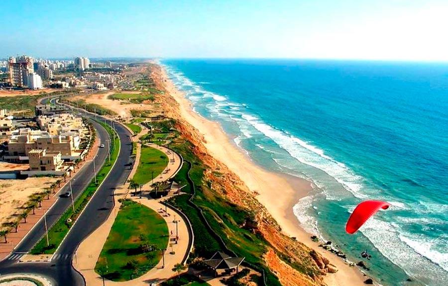 лучшие курорты Израиля для отдыха