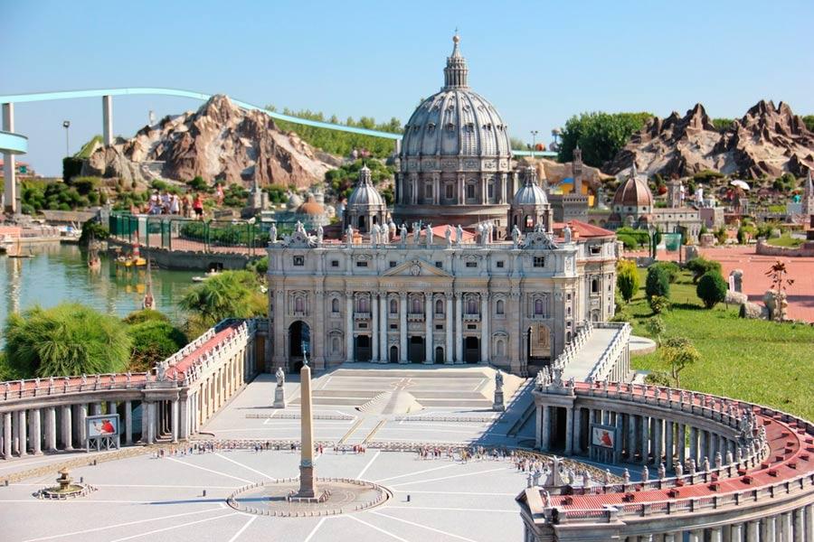 Достопримечательности Римини Италия