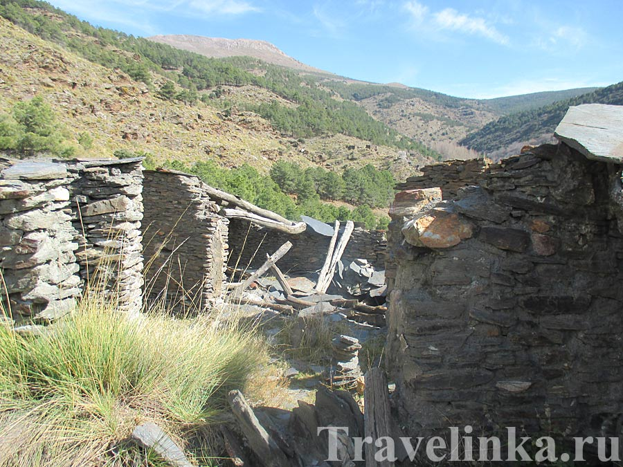 ущелье Барранко-де-лас-Морсильяс