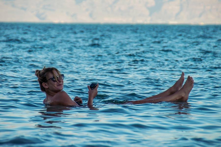 Курорт Иордании Мертвое море