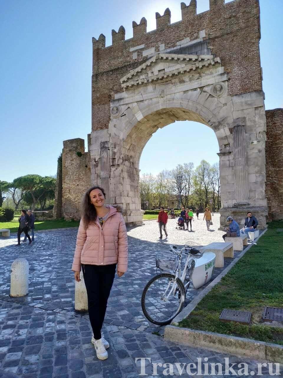 Достопримечательности Римини, Италия