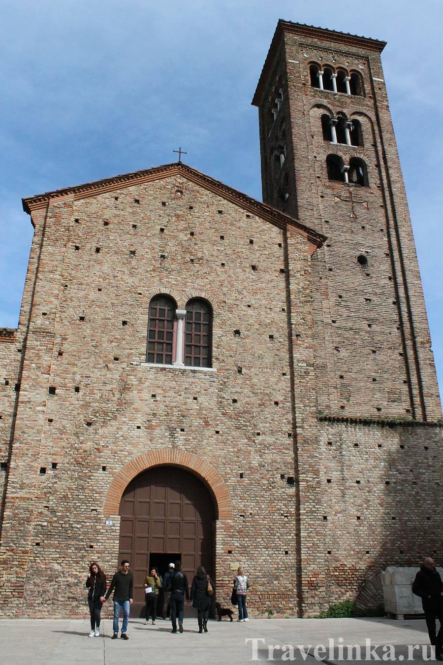 Базилика ди Сан-Франческо Равенна