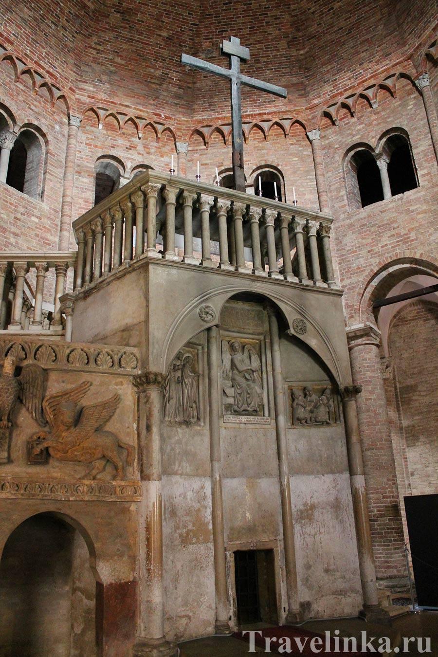 Базилика Святого Стефана