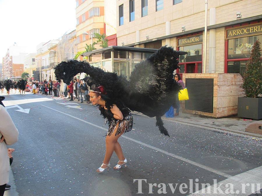 Карнавал в Альмерии