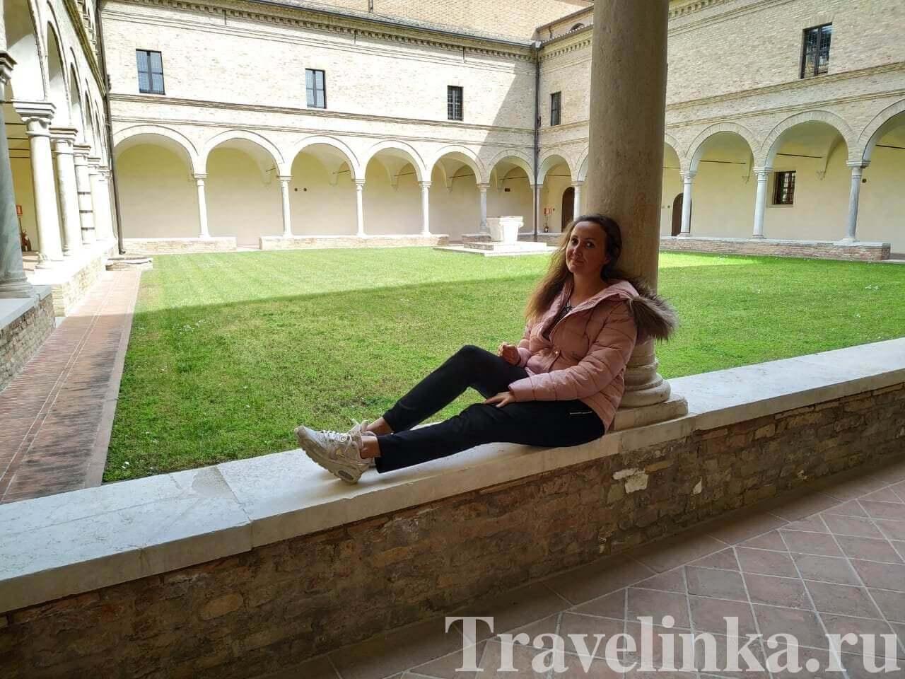 Равенна Италия