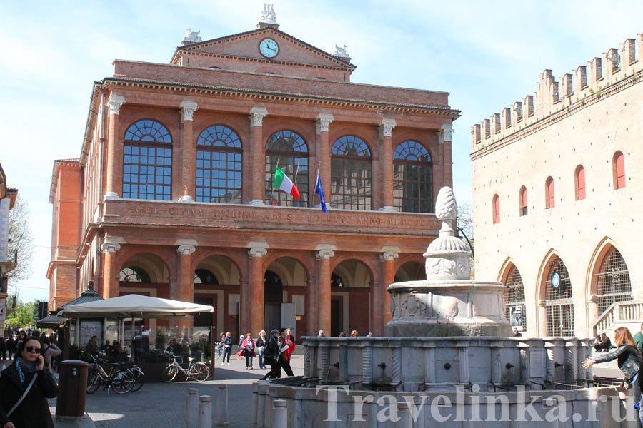 Отдых в Римини в мае