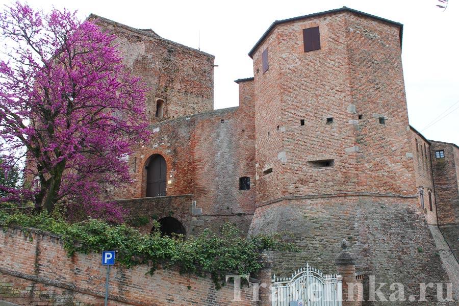 Крепость Рокка Малатестиана