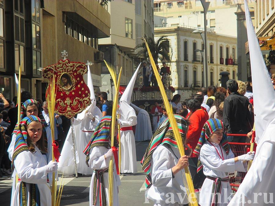 Semana Santa в Испании