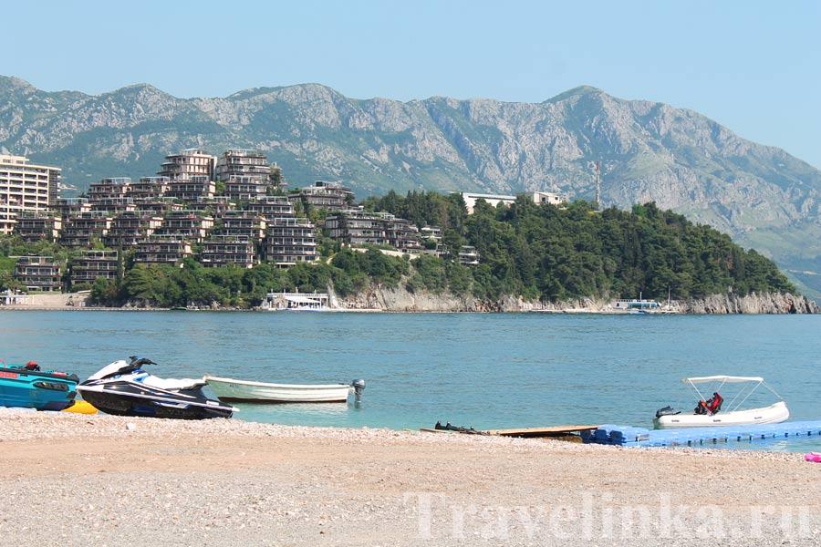 Пляжи Будвы в Черногории