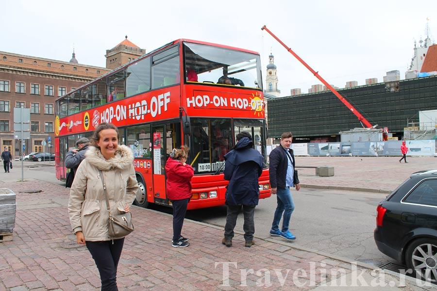 Экскурсионный автобус Сити Тур