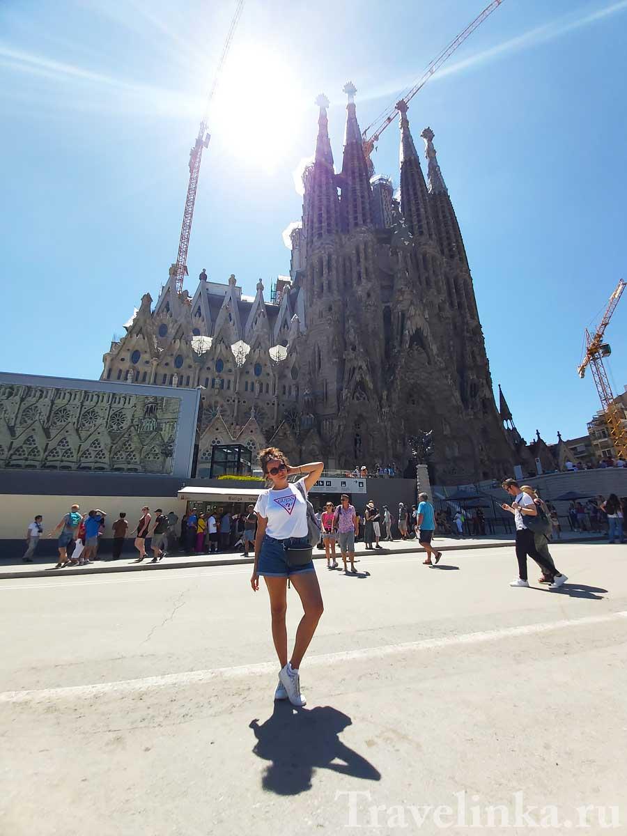 Барселона, Саграда де Фамилия