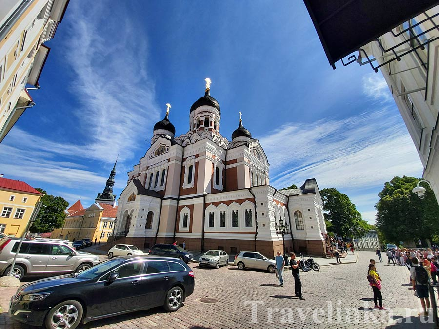 Православный кафедральный собор Александра Невского