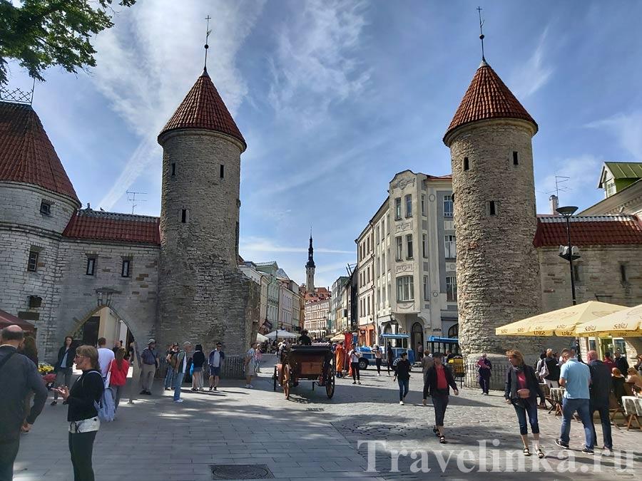 Отдых в Таллине