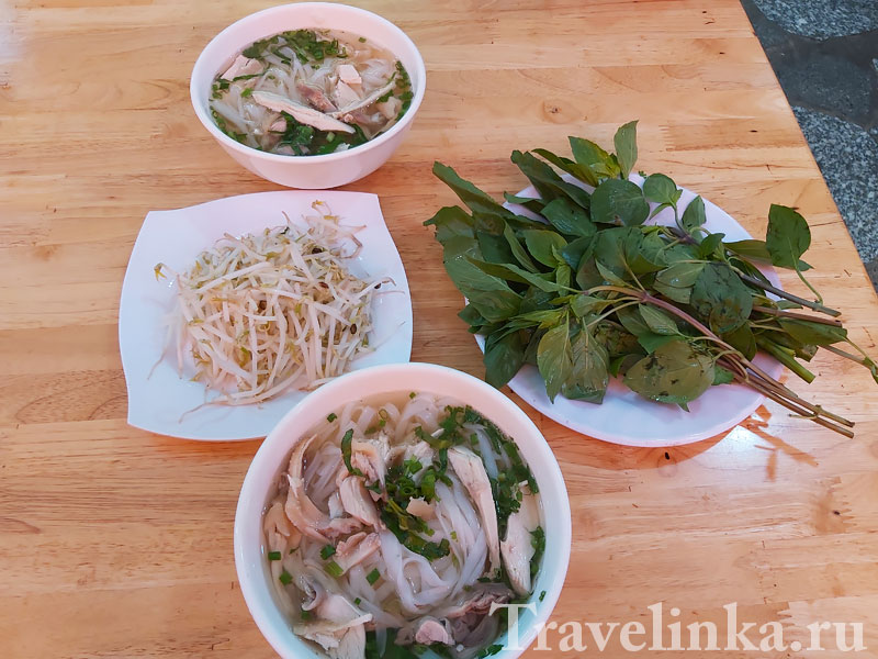 Суп Фо. Вьетнамская кухня