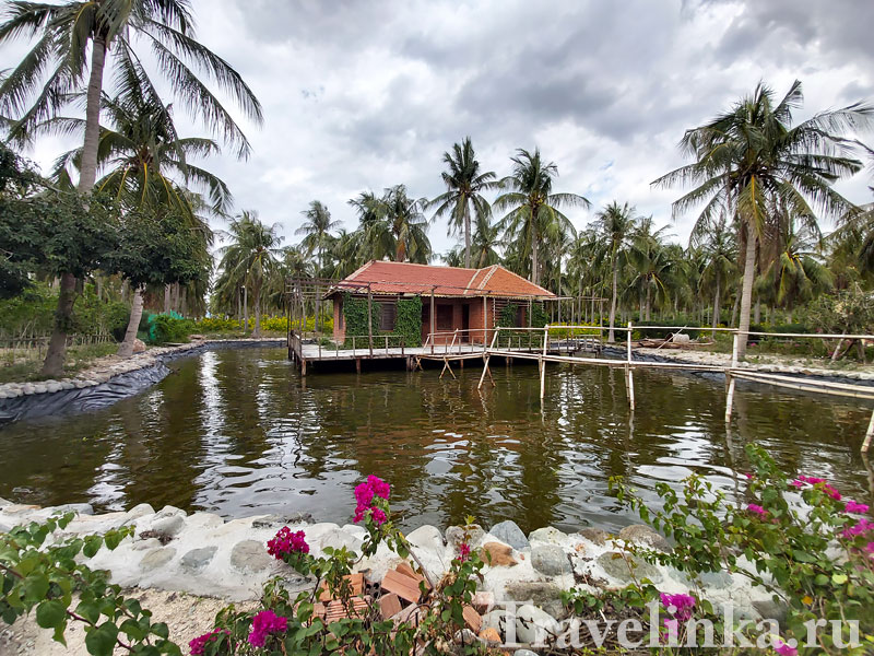 Остров обезьян. Нячанг, Вьетнам