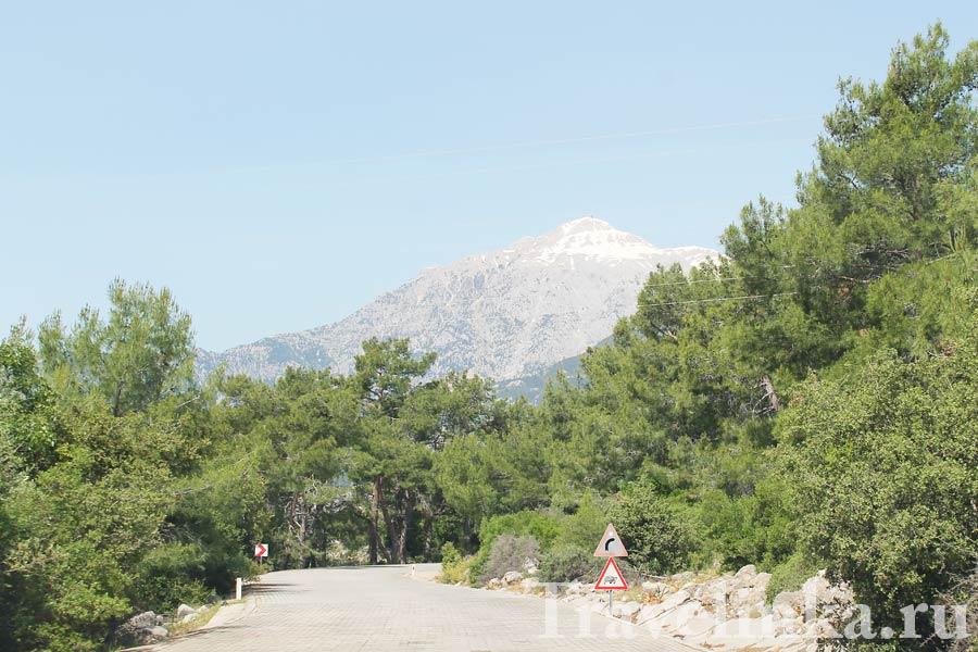 Дорога на Тахталы