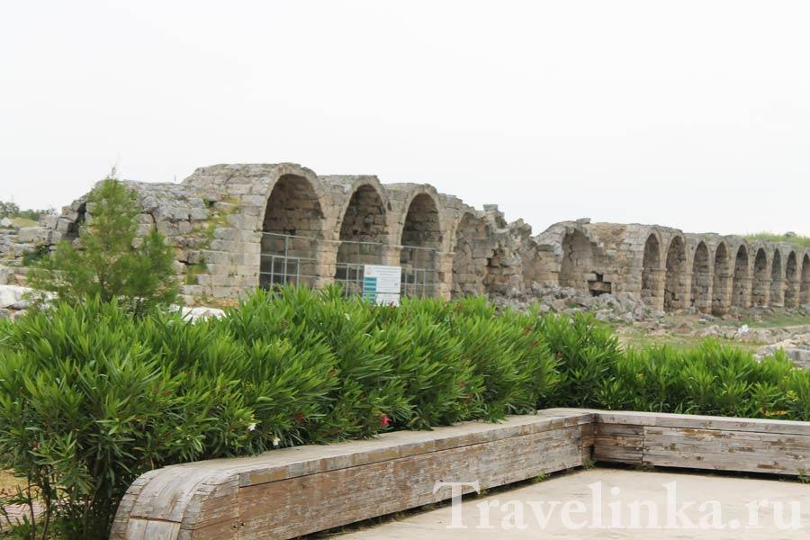 Античный город Перге, Анталья