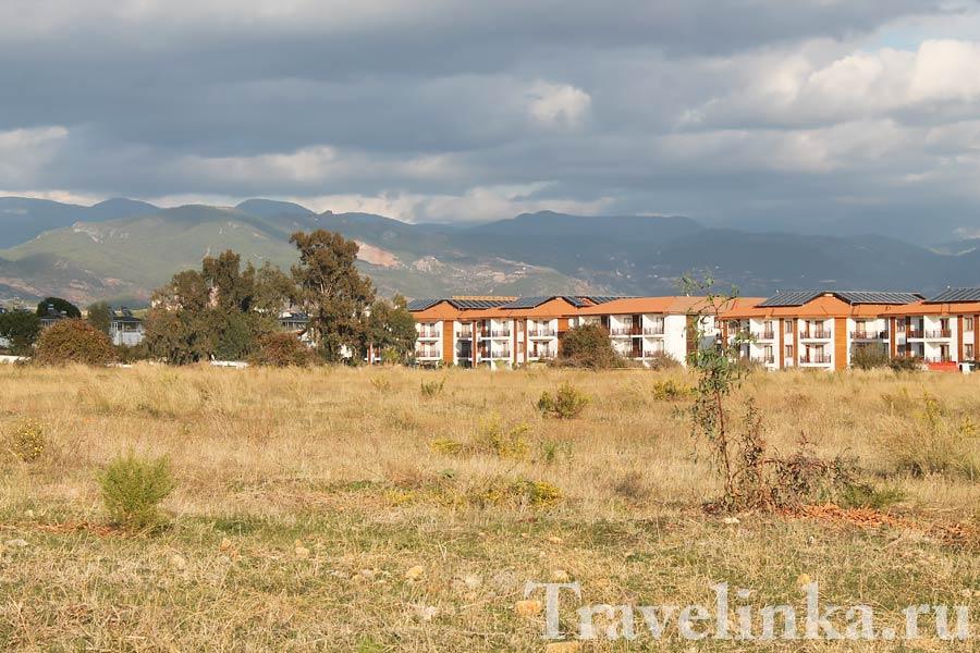 Поселок Тюрклер, Турция