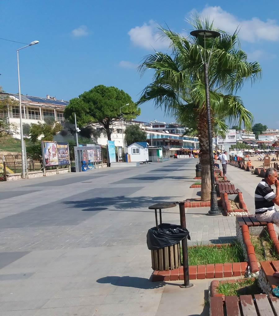 Курорт Дидим, Турция